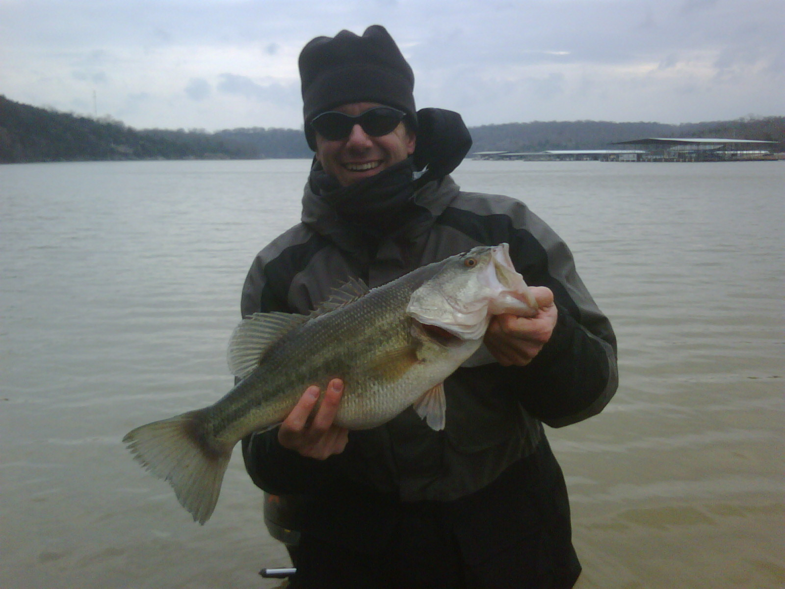 Table Rock Lake Fishing Guide Of Branson Fishing Guide Service Table Rock Lake Branson