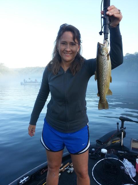 Branson fishing guide lake taneycomo troutreport branson for Branson trout fishing