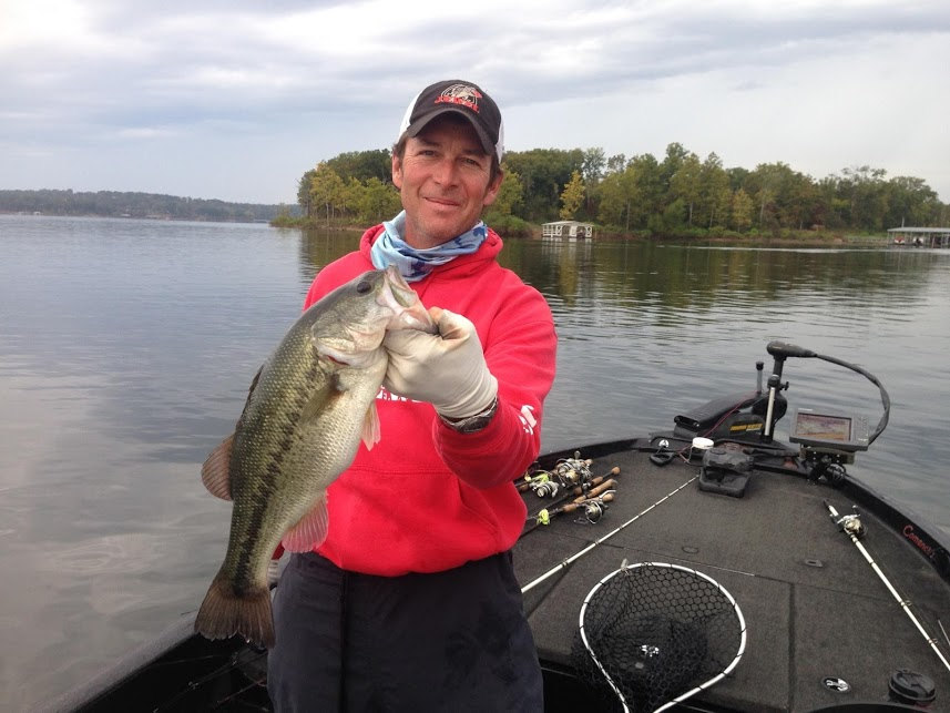 Branson fishing guide table rock lake report branson for Table rock lake fishing guide
