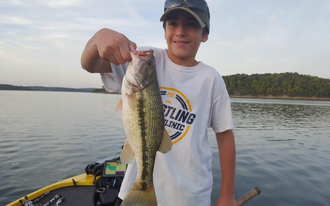 Branson Fishing Guide Table Rock Lake Video Fishing Report