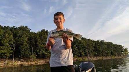 Branson Fishing Guide Table Rock Lake fishing report