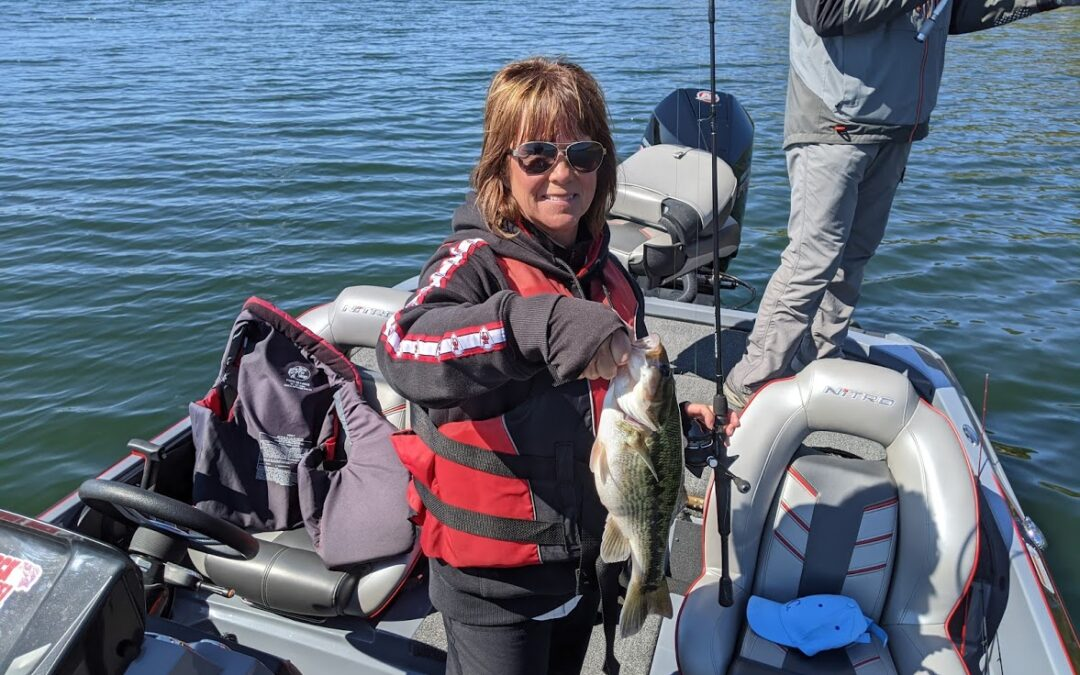 Branson Fishing Guide Table Rock Lake video fishing report 10/5/20