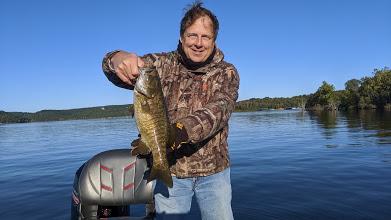 Branson Fishing Guide Table Rock Lake video fishing report 11/18/20