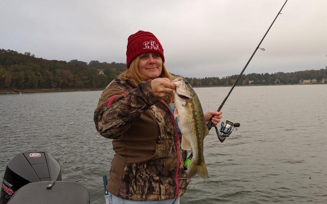 Fishing Guide in Branson