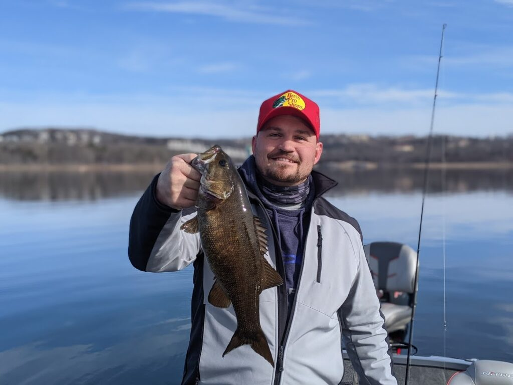 Fishing Guide in Branson